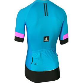 Etxeondo Mendi SS Jersey Men blue-pink